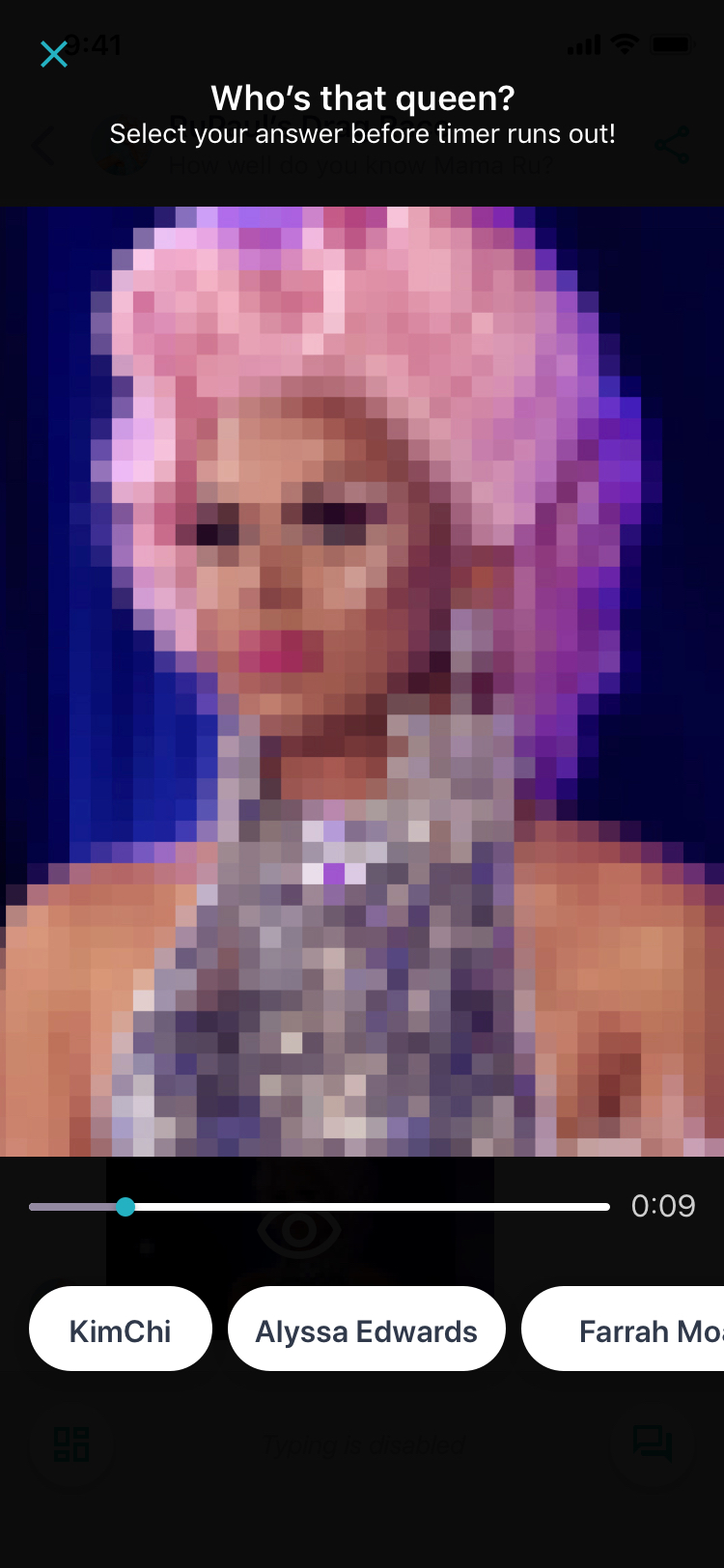 Guess the pixelated image 01